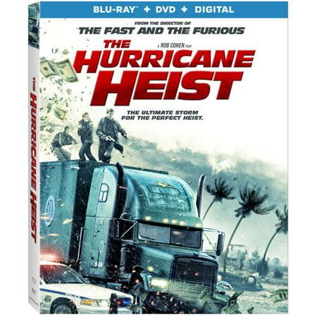 The Hurricane Heist (Blu-ray + DVD + Digital)](Payday 2 Halloween Heist)