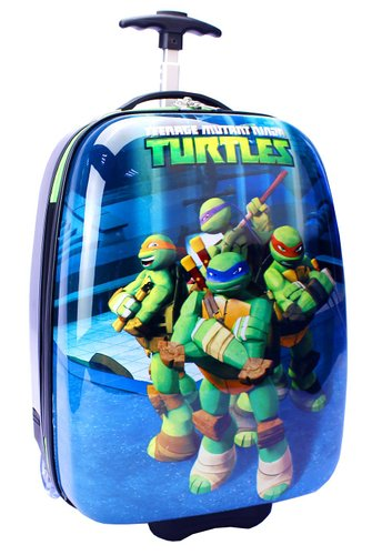 Teenage Mutant Ninja Turtles Hard Shell Luggage