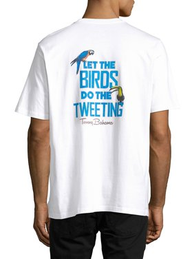 5091abc65 Product Image Birds Do the Tweeting Tee. Tommy Bahama