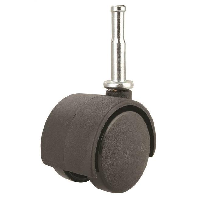 Prosource 7112204 1.6 in. Furniture Casters Dual Wheel - image 1 of 1