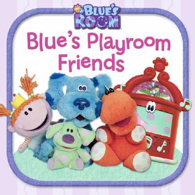 Blue's Playroom Friends