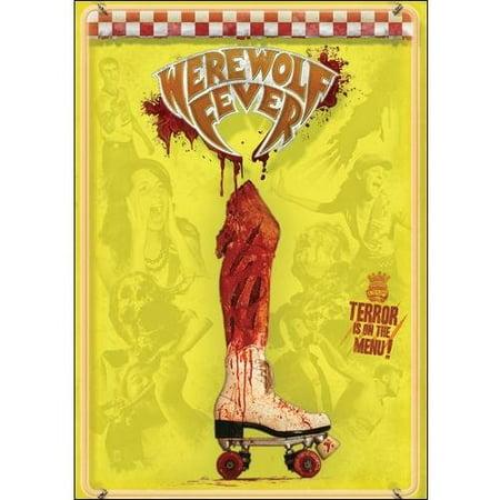 Werewolf Fever (Widescreen) - Werewolf Claw Marks