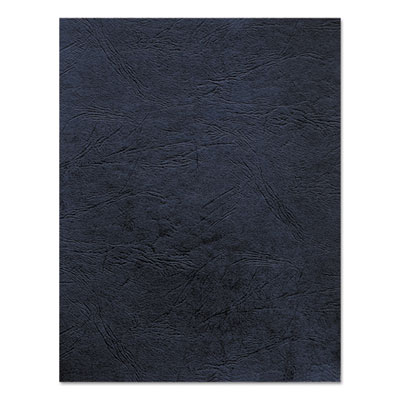 Click here to buy Classic Grain Texture Binding System Covers, 11 x 8-1 2, Navy, 50 Pack, Sold as 1 Package, 50 Each per Package.