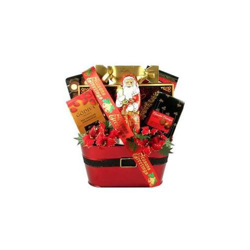 Gift Basket Village HoCh Holiday Cheer Christmas Gift Basket