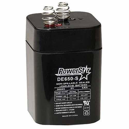 American Hunter 5A HR Lantern Rechargble Battery