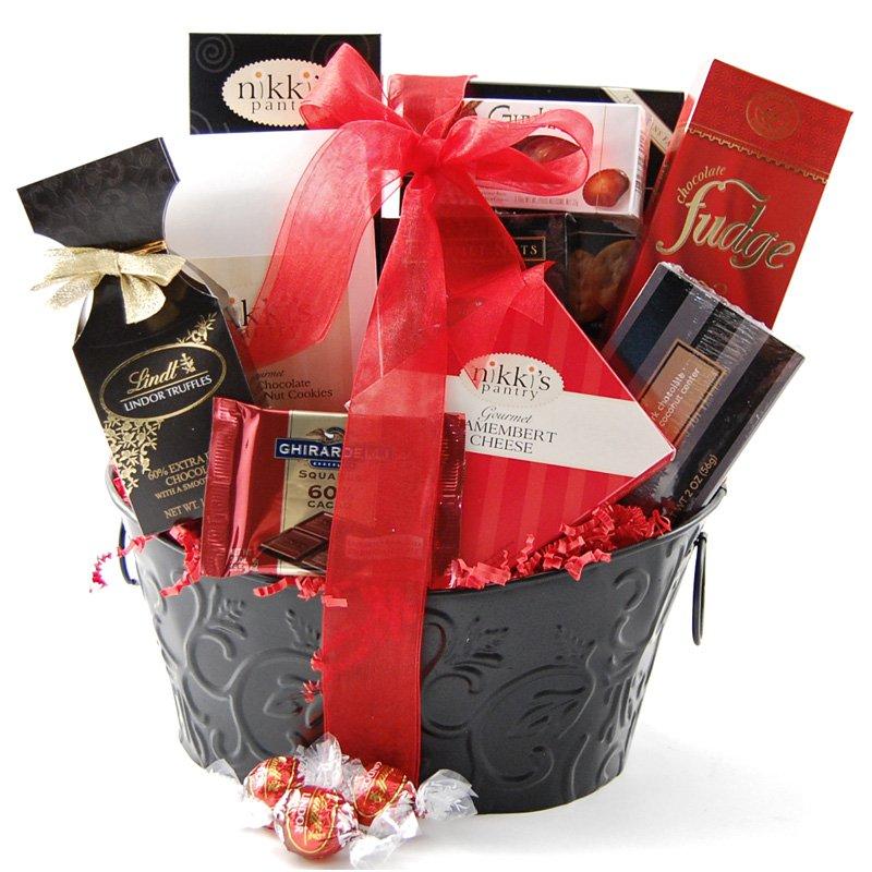 Nikki's by Design Sweet Sampler Gourmet Gift Basket
