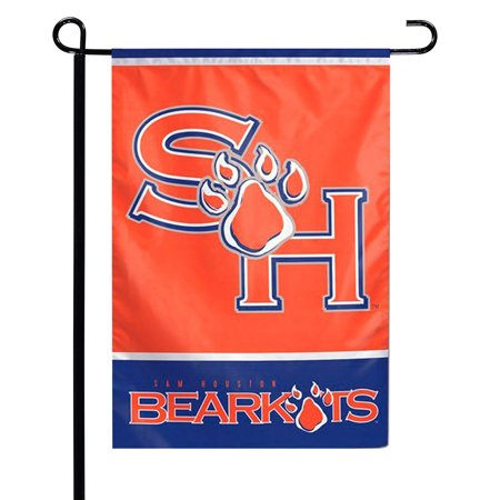 "Sam Houston State Bearkats WinCraft 12"" x 18"" Double-Sided Garden Flag - No Size"
