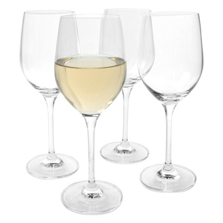 Artland Inc. Veritas Chardonnay Wine Glasses- Set of (Chardonnay White Wine Glass)