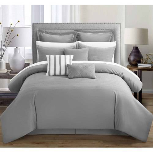 Chic Home 13-Piece Karlston Bed in a Bag Comforter Set