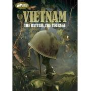 Vietnam: The Battles the Courage (DVD)
