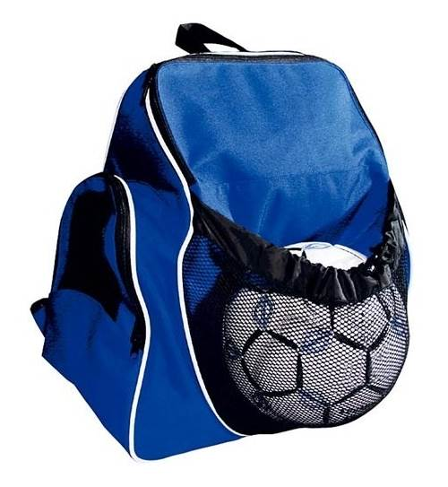 Goal Sporting Goods Backpack w Ball Pouch