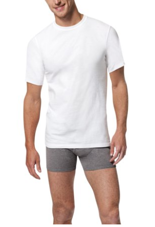 Details about  /Hanes Men/'s 5-Pack X-Temp Comfort Cool Dyed Crewneck Undershirt