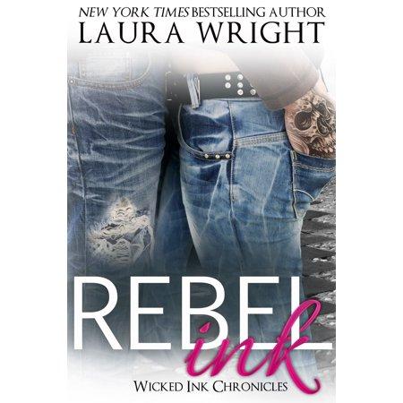 Rebel Ink - eBook (Wicked Ink)