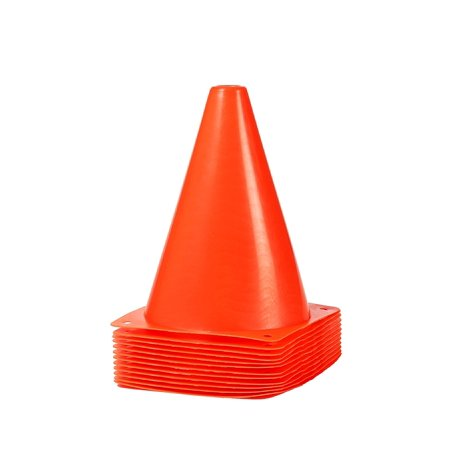 Construction Themed Birthday Parties (MCB Multipurpose Construction & Theme Party Sports Activity Plastic Traffic Cones 7