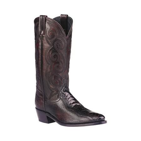 aaa42034125 Men's Dan Post Boots Ostrich Leg 13