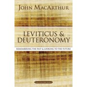 MacArthur Bible Studies: Leviticus and Deuteronomy (Paperback)