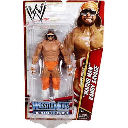 Wwe Wrestling Series 26 Macho Man Randy Savage Action Figure