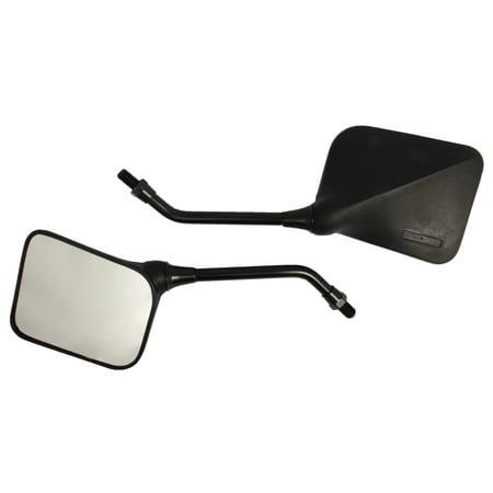 Bolt-on KIMPEX GP Sport Mirror - Pro Sport Black  #055068