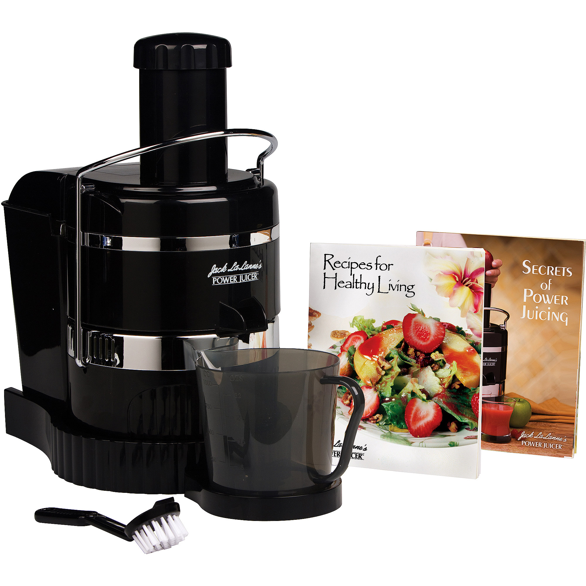 Jack LaLanne Power Juicer, Black