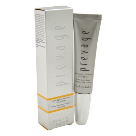 Prevage Anti-Aging Wrinkle Smoother by Elizabeth Arden for Women - 0.5 oz (Elizabeth Arden Peel & Reveal Revitalizing Treatment)