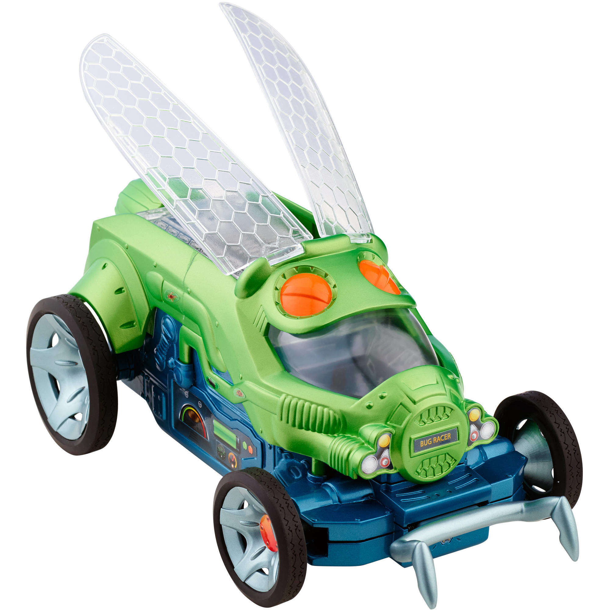 Bug Racer Powered by Elecrickety