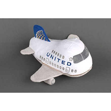 United Airlines Plush Toy