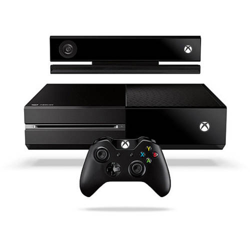 Xbox One Console with Kinect, Refurbished
