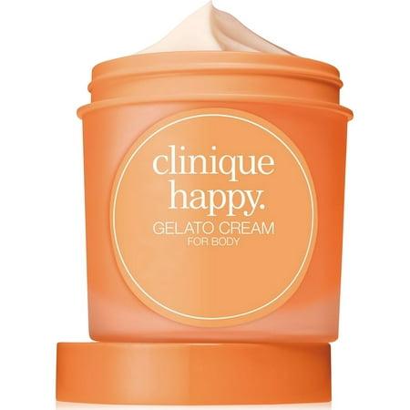 Clinique Happy Gelato Cream For Body 6.7 oz Clinique Happy Body Cream
