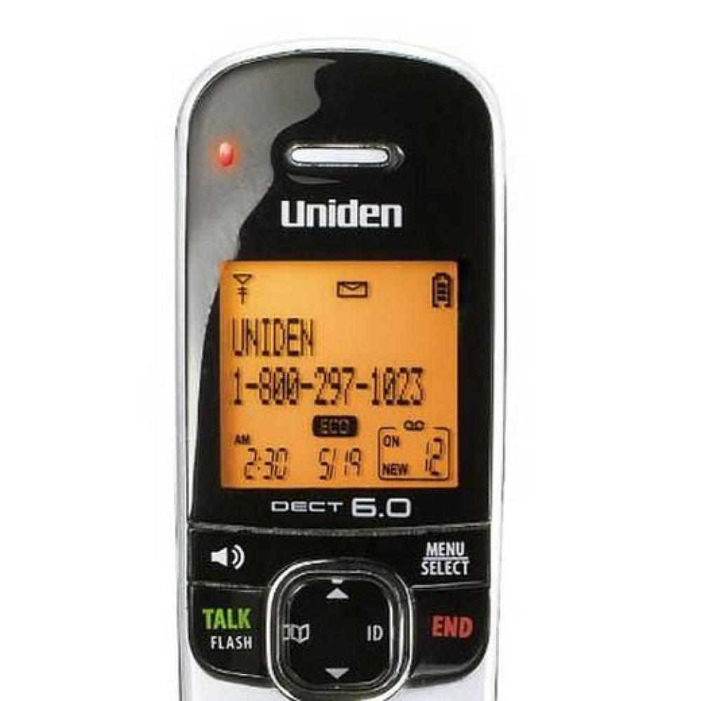 Uniden D1760 DECT 6 0 Cordless Phones