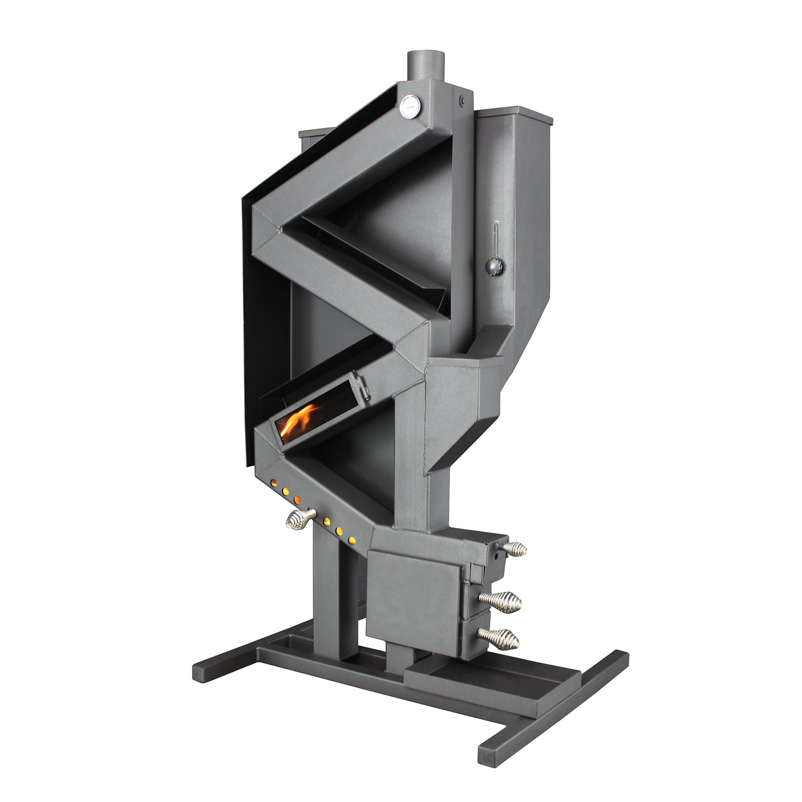US Stove Wiseway Pellet Stove by US Stove Co