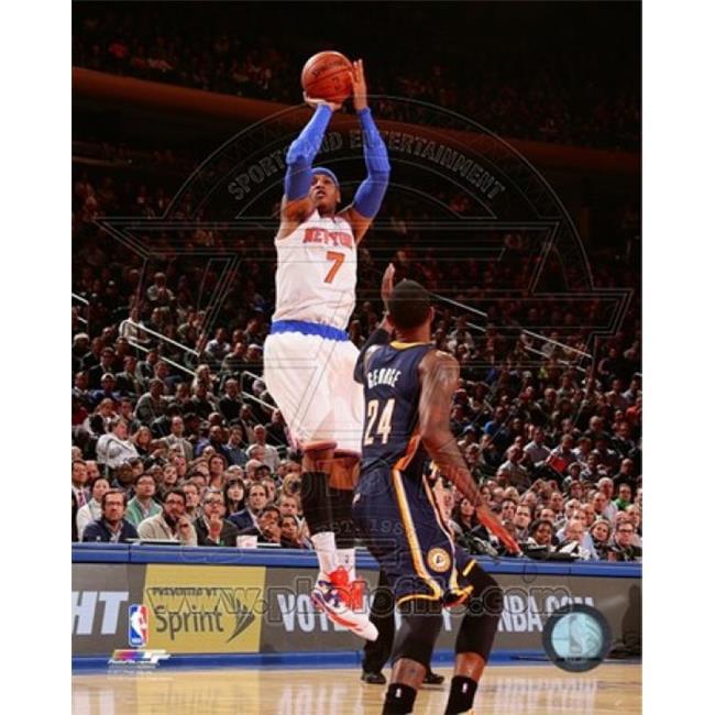 Photofile PFSAAQL05001 Carmelo Anthony 2013-14 Action Sports Photo - 8 x 10 - image 1 de 1