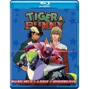 Tiger & Bunny: Set 2 (Blu-ray)