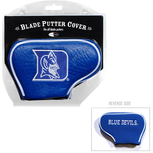 Team Golf NCAA Duke Golf Blade Putter Cover