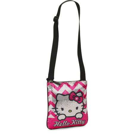 64200b01ec Hello Kitty - Hello Kitty Seq Chev Crxbdy - Walmart.com