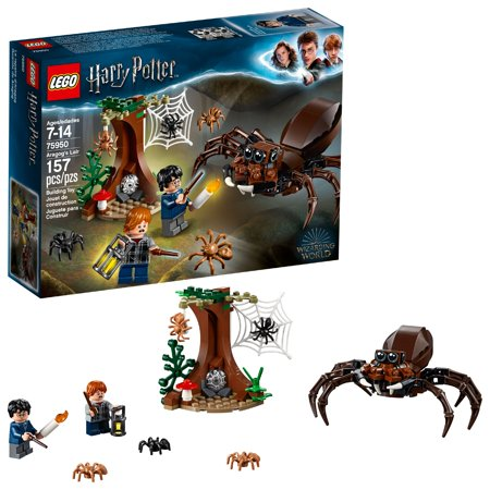 LEGO Harry Potter TM Aragog's Lair 75950 (157 Pieces)