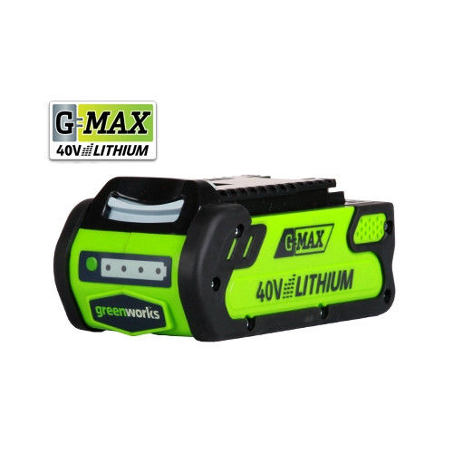 Factory-Reconditioned Greenworks 29462-RC G-MAX 40V 2 Ah Lithium-Ion Battery (Refurbished)
