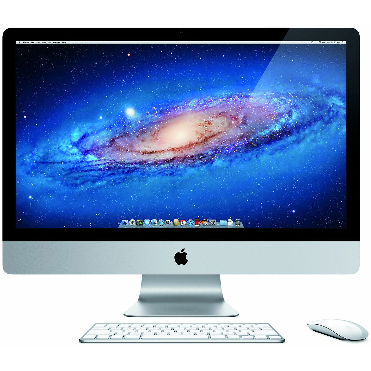 "Apple iMac MC813LL/A 27"" Desktop - Manufacturer Refurbished"
