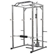 Best Fitness Bfpr100 Power Racks - Valor Fitness BD-33 Heavy Duty Power Cage w/Multi-Grip Review