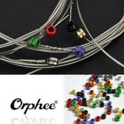 Orphee RX19 6pcs Electric Guitar String Set (.011-.050) Nickel Alloy Medium Tension