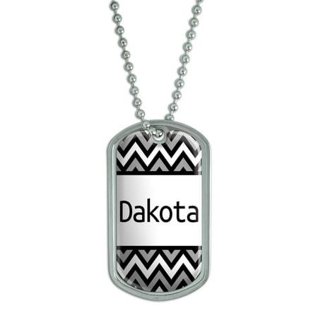 Male Names   Dakota   Dog Tag