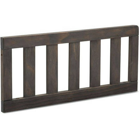 Delta Children Toddler Guardrail #701725 - Rustic Gray