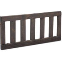 Delta Children Toddler Guardrail #701725 - Rustic Gray
