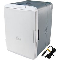 Igloo Iceless 40-Quart Thermoelectric Cooler (Silver)