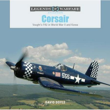 Corsair : Vought's F4u in World War II and Korea