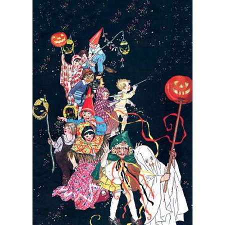 Children's Halloween Parade Halloween Greeting Cards - West Hollywood Parade 2017 Halloween