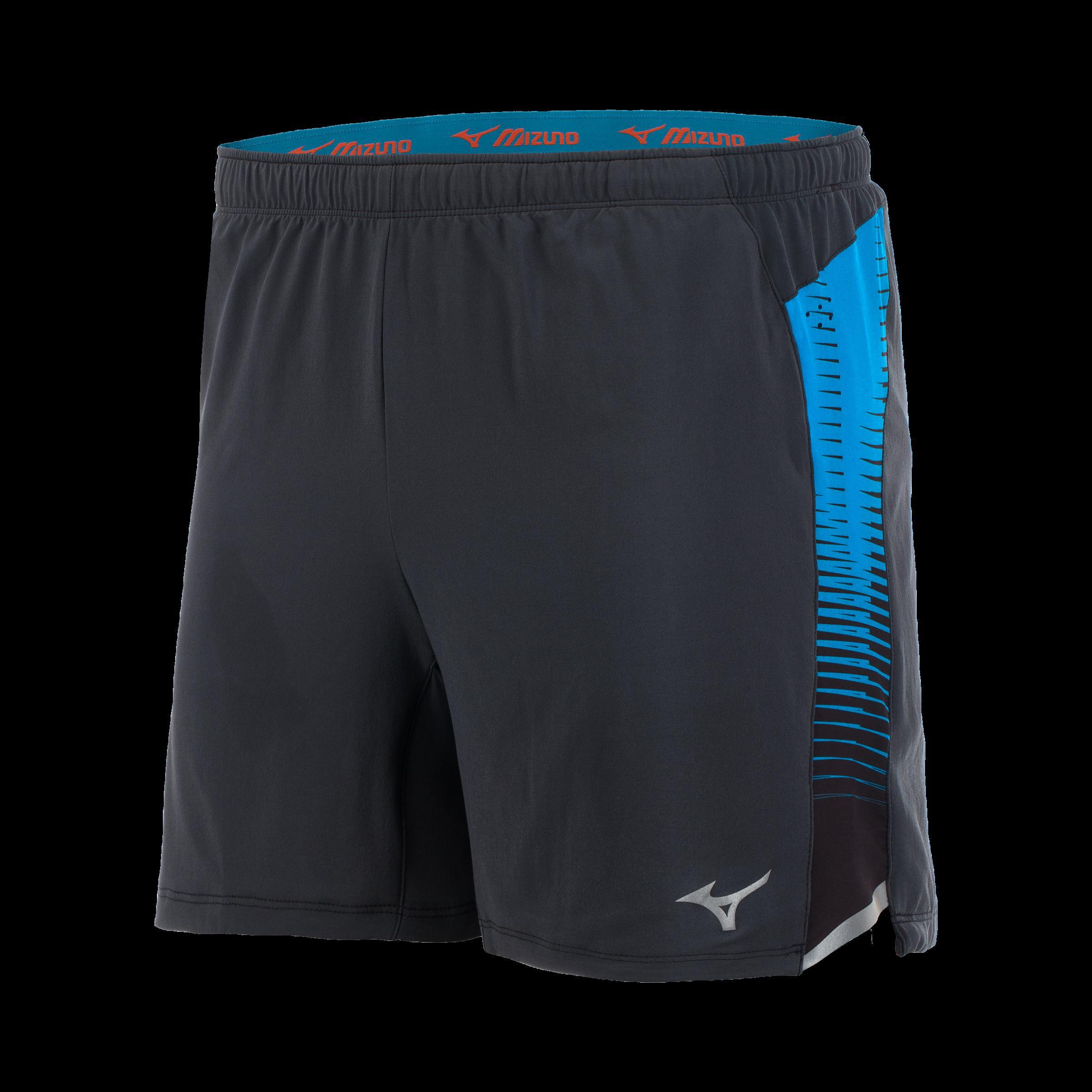 mizuno 4.5 running shorts