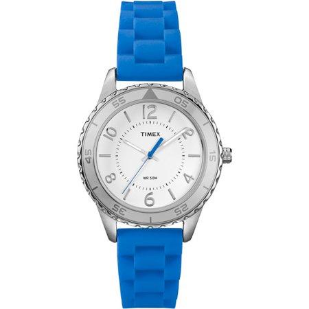 Timex Kaleidoscope Analog White Dial Women's Watch - T2P021
