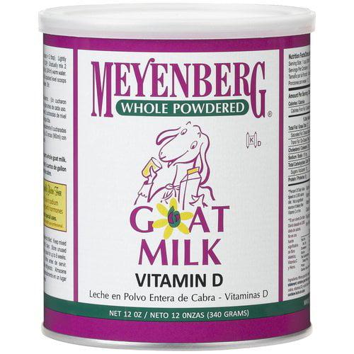 Meyenberg Whole Powdered Goat Milk, 12 oz by Jackson-Mitchell, Inc.