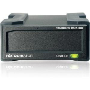 RDX QUIKSTOR EXT USB3+ BLK NO SW INCLUDED