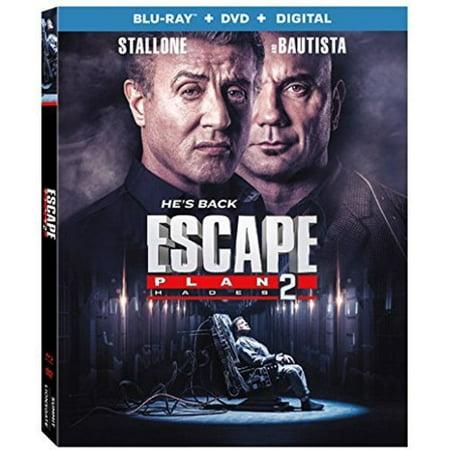 Escape Plan 2: Hades Blu-ray + DVD + Digital (Haunted Halloween Escape 2)